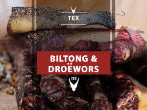 Tex Biltong & Droewors